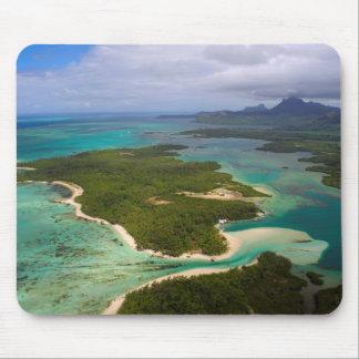 Ile Aux Cerfs, Mauritius Mouse Mat