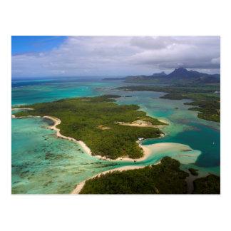 Ile Aux Cerfs, Mauritius Postcard