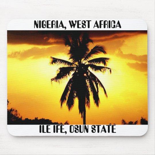 ILE IFE OSUN STATE, ILE IFE, OSUN STATE, NIGERI... MOUSE PAD