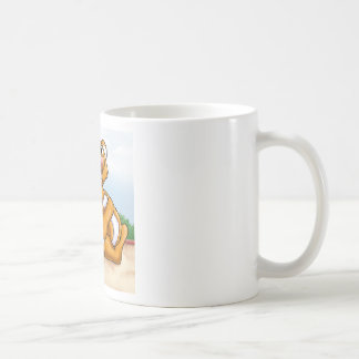 Ilean the Skunk Mugs