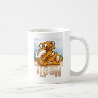 Ilean the Skunk with Nameplate Coffee Mug