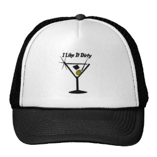 ILikeItDirty trucker hat