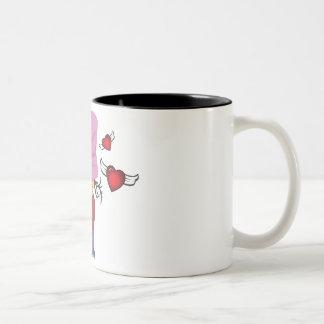 ilkermug.ai Two-Tone coffee mug