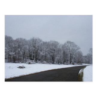 I'll be home for Christmas postcard