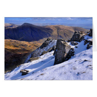 Ill Bell from Red Screes Christmas Card