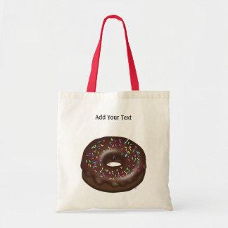 I'll bring the Donuts ! Budget Tote Bag