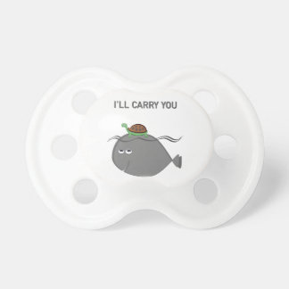 I'll carry you (baby) dummy