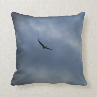 I'll Fly Away.... Throw Pillow