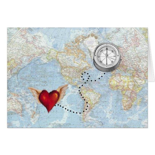 """I'll Follow My Heart"" Long Distance Relationship"