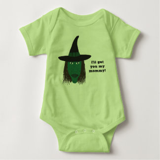 I'll get you my mommy! | Wicked Witch Bodysuit