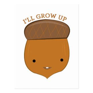 Ill Grow Up Postcards