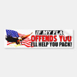 I'll Help You Pack! Bumper Sticker
