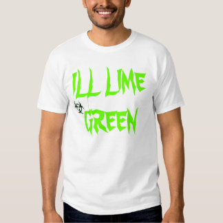 ILL LIME GREEN TEE
