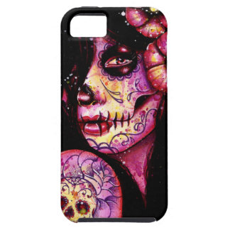I'll Never Forget Day of the Dead Girl Tough iPhone 5 Case