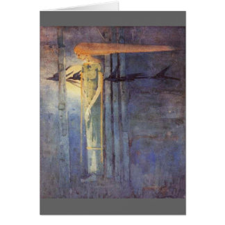 Ill Omen 1893 Greeting Cards