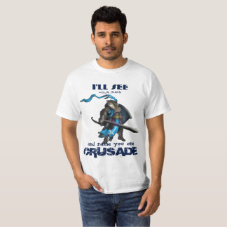 I'll see your jihad, and raise you one Crusade T-Shirt