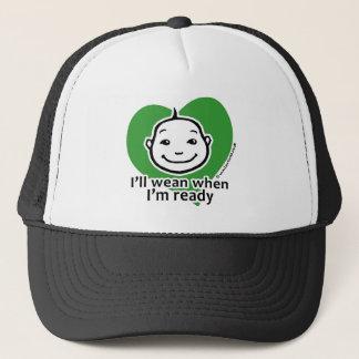 I'll wean when I'm ready Trucker Hat