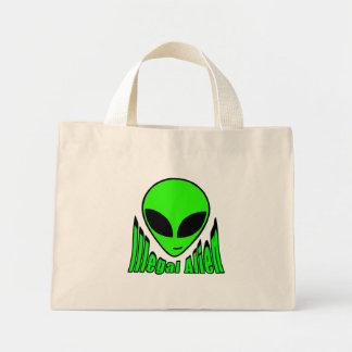 Illegal Alien Tote Bag