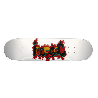 Illegal Skate 20 Cm Skateboard Deck
