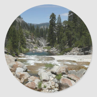 Illilouette Creek Sticker