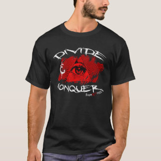 "illimiNOTtees ""Divide and Conquer"" All Seeing Eye T-Shirt"