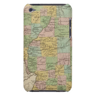 Illinois 11 iPod touch Case-Mate case