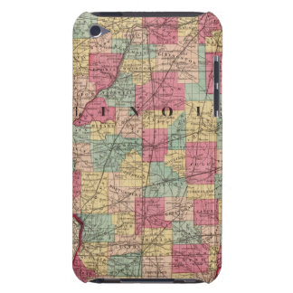 Illinois 12 barely there iPod covers