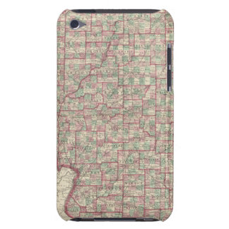 Illinois 3 iPod touch Case-Mate case