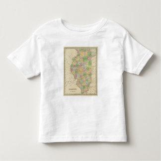 Illinois 6 toddler T-Shirt