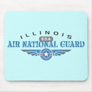 Illinois Air National Guard - USA Mousepads