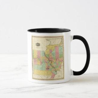 Illinois and Missouri 4 Mug