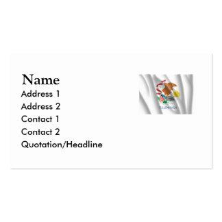 ILLINOIS BUSINESS CARD TEMPLATES