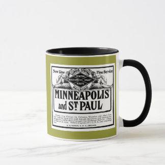 Illinois Central Railroad Mug