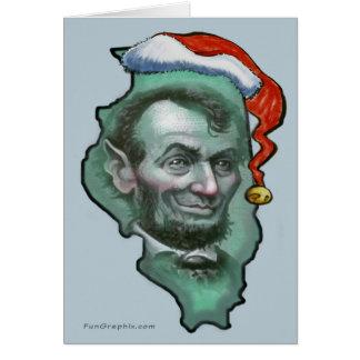 Illinois Christmas Card