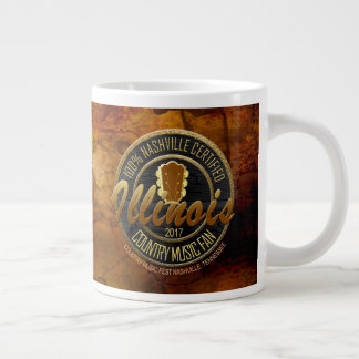 Illinois Country Music Fan Coffee Mug