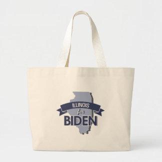 ILLINOIS FOR BIDEN -.png Bag
