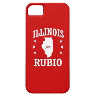 ILLINOIS FOR RUBIO iPhone 5 CASES