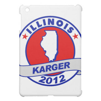 Illinois Fred Karger Cover For The iPad Mini
