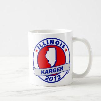 Illinois Fred Karger Mug
