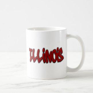 Illinois Graffiti Mugs