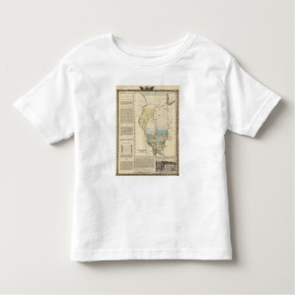 Illinois in 1822 toddler T-Shirt