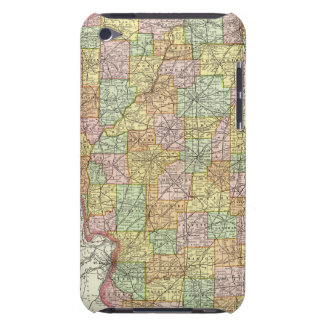 Illinois iPod Touch Case-Mate Case