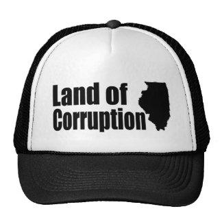 Illinois: Land of Corruption Cap