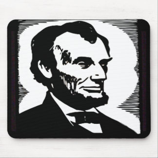 Illinois Land of Lincoln Mouse Pad