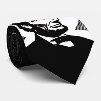 Illinois Land of Lincoln Tie