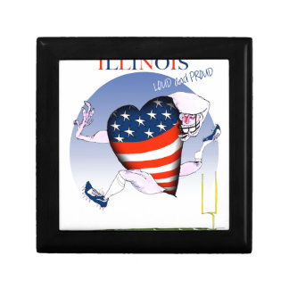 illinois loud and proud, tony fernandes gift box