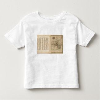 Illinois, Missouri Toddler T-Shirt