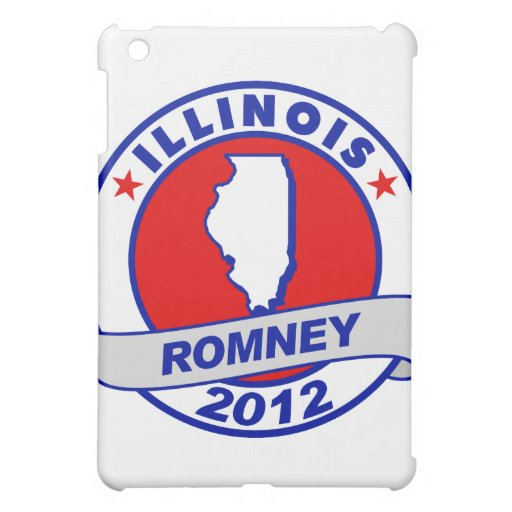Illinois Mitt Romney iPad Mini Cases