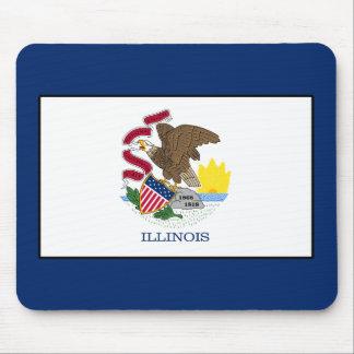 Illinois Mouse Mat