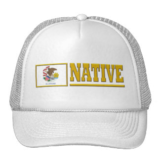 Illinois Native Cap